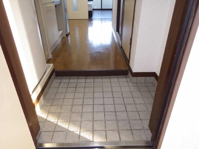 ランドビル本陣 3階 玄関