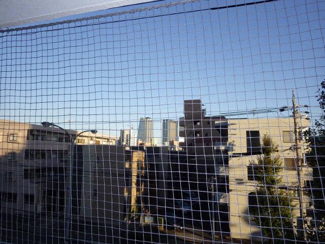 ランドビル本陣 3階 眺望