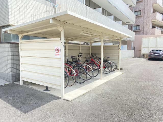 メゾンキムラⅡ 駐輪場