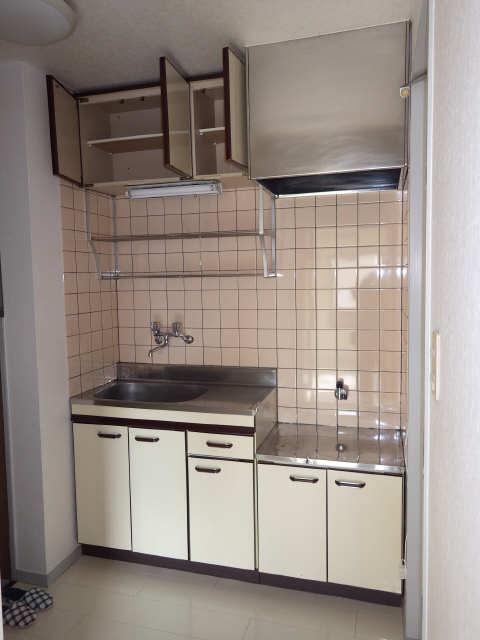 アローフィールドビル 3階 キッチン