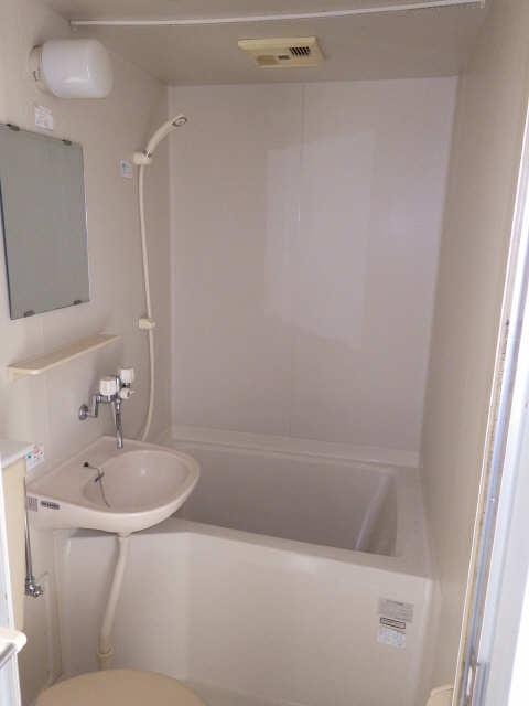 アローフィールドビル 3階 浴室