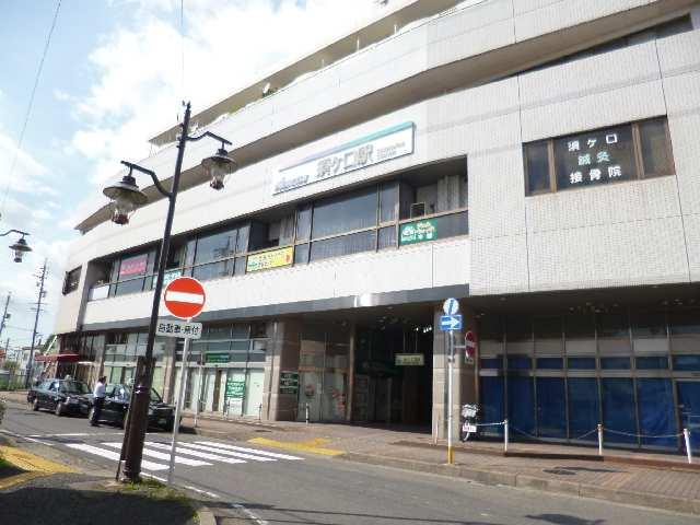 名鉄本線須ケ口駅