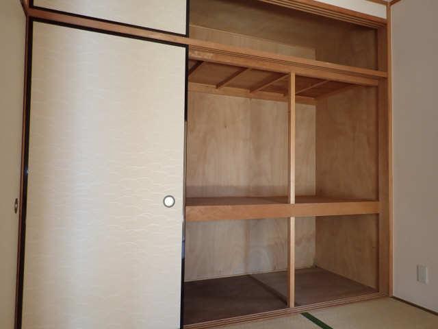 コーキマンション大治 3階 和室収納