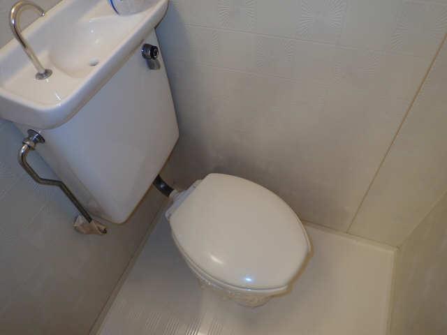 コーキマンション大治 1階 WC