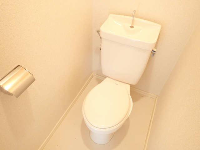 タウンハイツみずの 1階 WC
