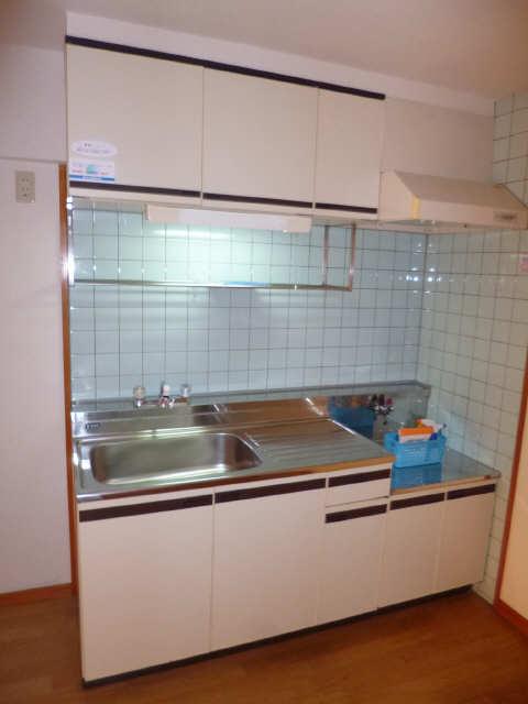 リアライズ甚目寺 8階 キッチン