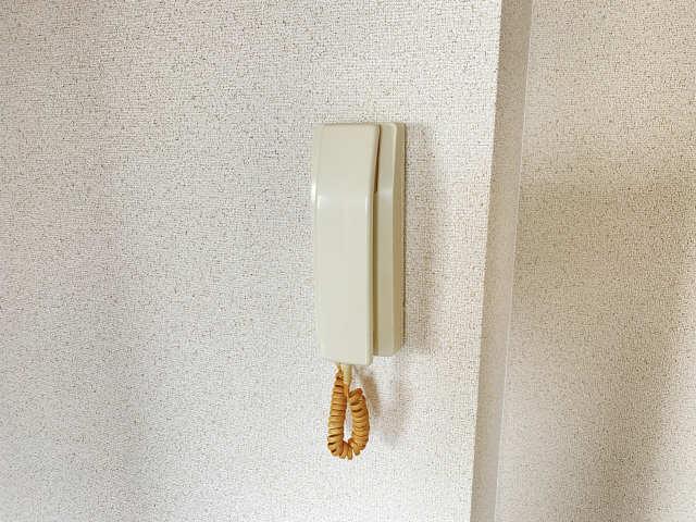 リアライズ甚目寺 5階 インターホン