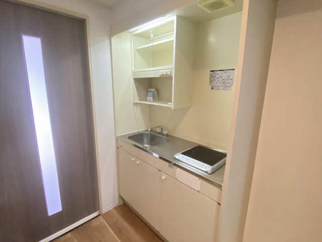 カーサ アクティス 4階 キッチン