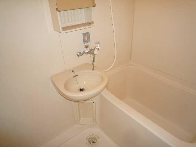 カーサ アクティス 4階 浴室
