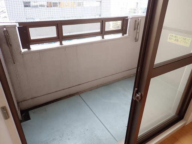 カーサ アクティス 8階 バルコニー
