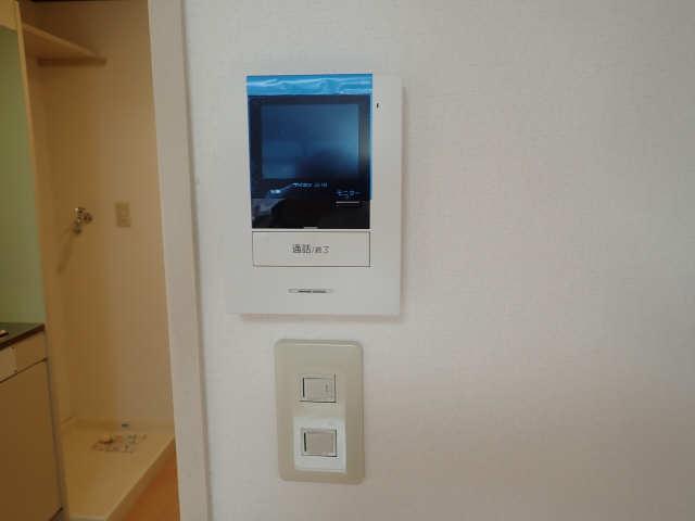 カーサ アクティス 8階 モニター付きインターホン