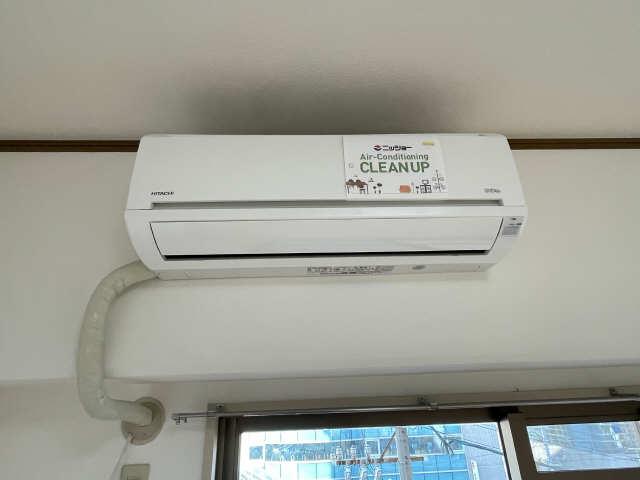 カーサ アクティス 4階 エアコン