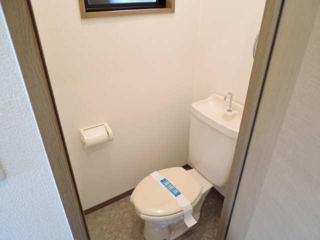 レジデンス優 1階 WC