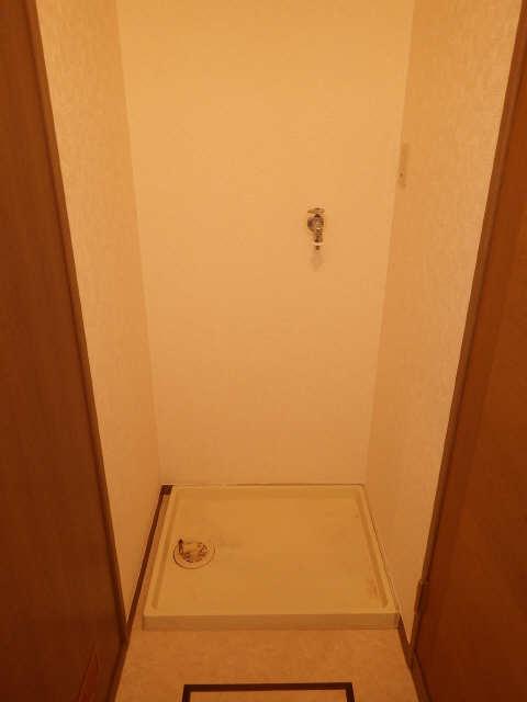 ファミール21 2階 洗濯機置場