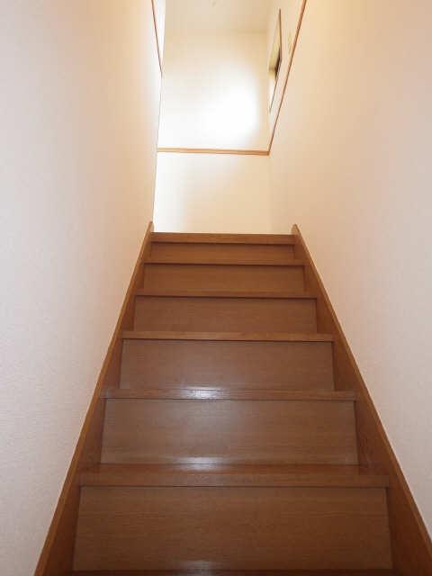 ファミール21 2階 階段