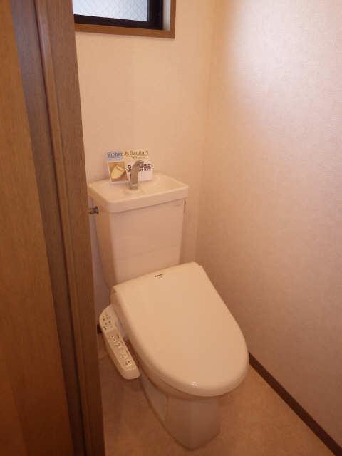 ファミール21 2階 WC