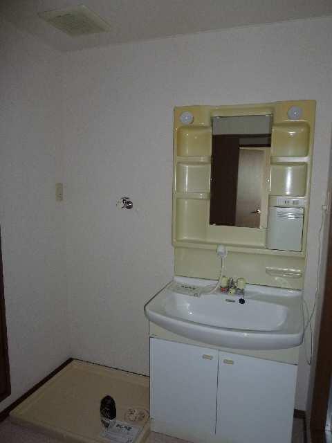 パークサイドパレス 4階 洗面