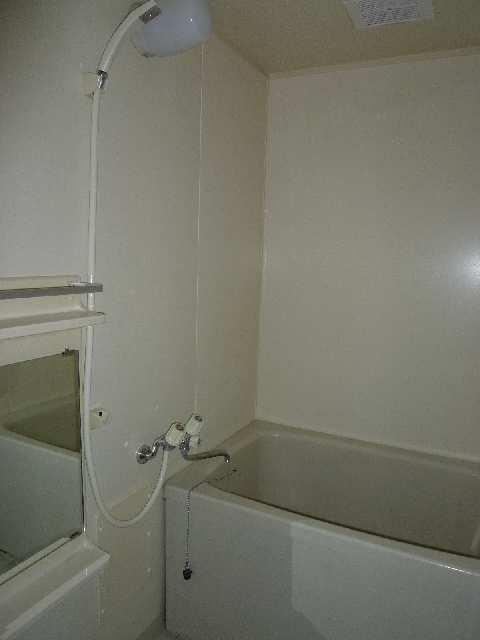 パークサイドパレス 4階 浴室