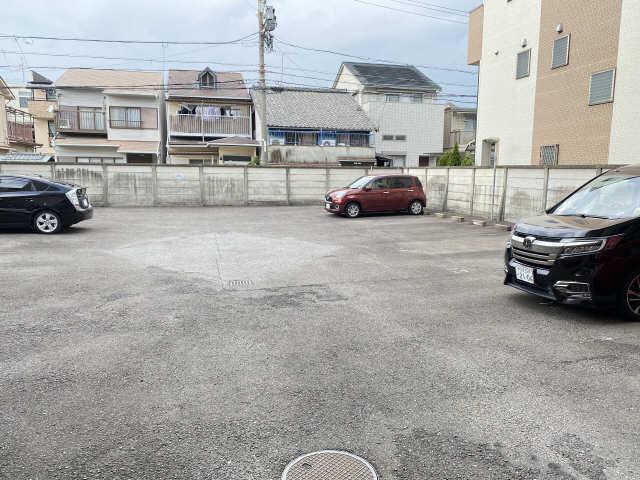 La Belle Glycin 駐車場