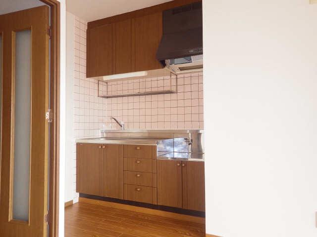 リヴィエール日比津 4階 キッチン