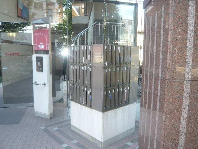 メゾンバリエ メールボックス