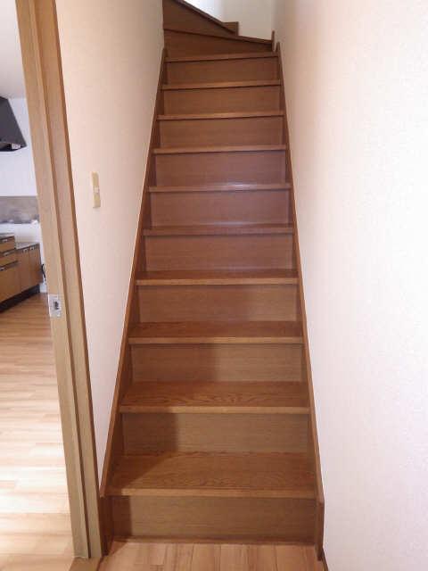 エスポワールスワ  階段