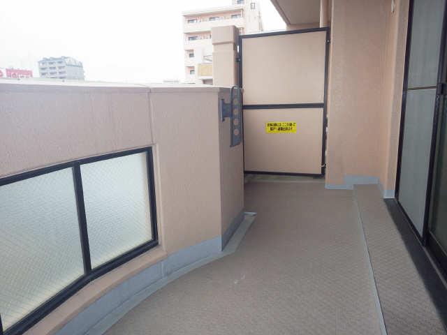 セント・ボウノ 6階 ベランダ