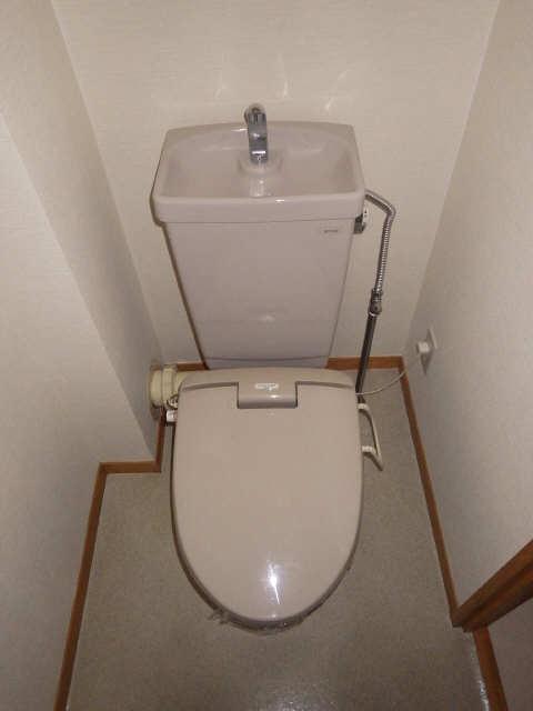 セント・ボウノ 6階 WC
