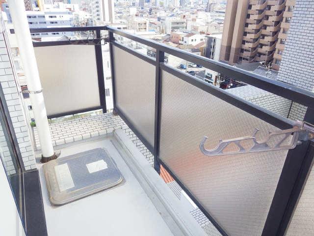 アッサンブラージュ 9階 バルコニー