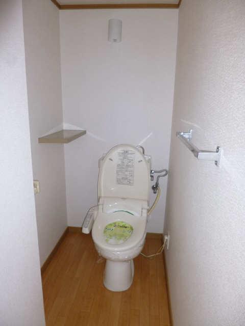 レジデンス・タイム 1階 WC