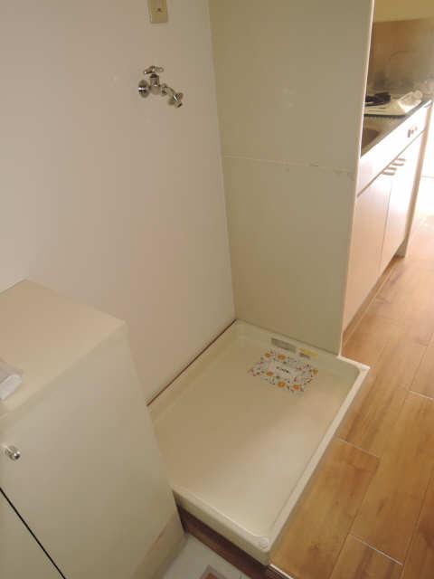 サンライズヤスクニ 3階 洗濯機置場