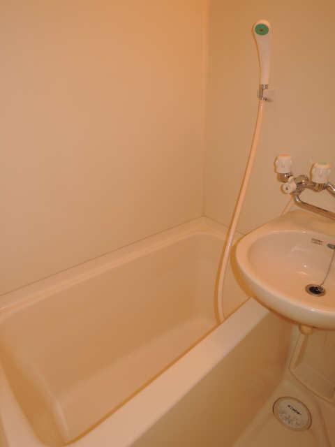 サンライズヤスクニ 3階 浴室