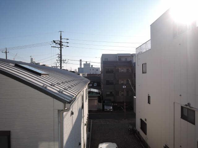 サンライズヤスクニ 3階 眺望