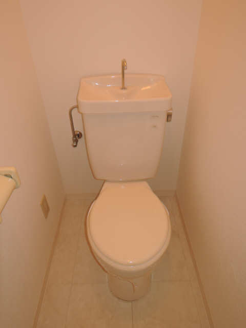 サンライズヤスクニ 3階 WC