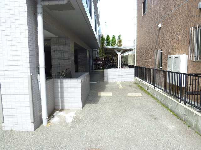 MZA Takebashi 駐輪場