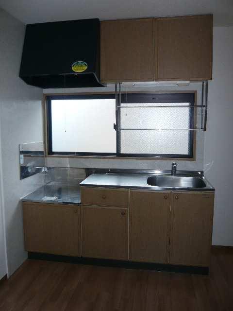 ロイヤルKⅡ 2階 キッチン