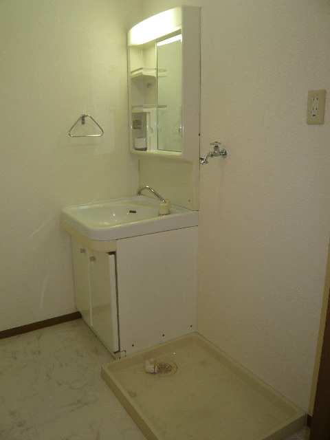 ロイヤルKⅡ 2階 洗面
