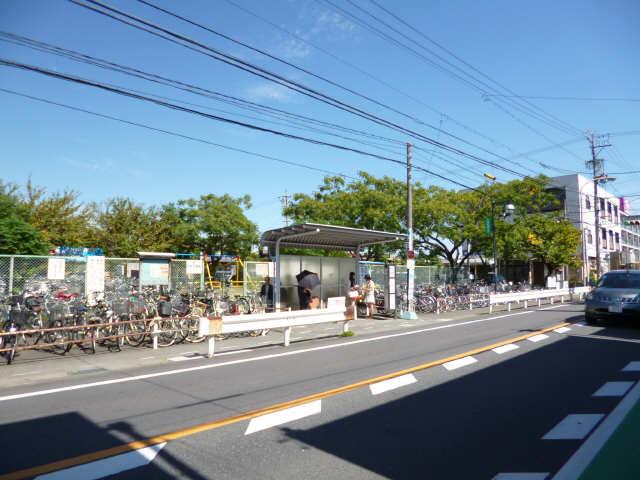 グレース名西 大治役場前バス停