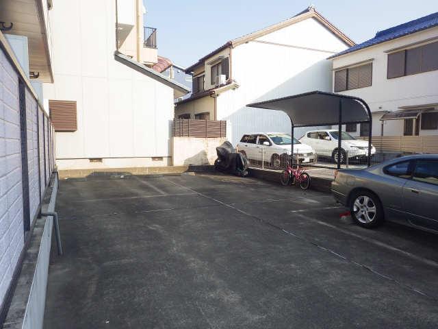 ベルデュール稲上 2階 駐車場