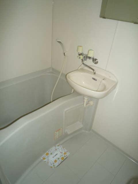 グリーンコーポ千成 1階 浴室