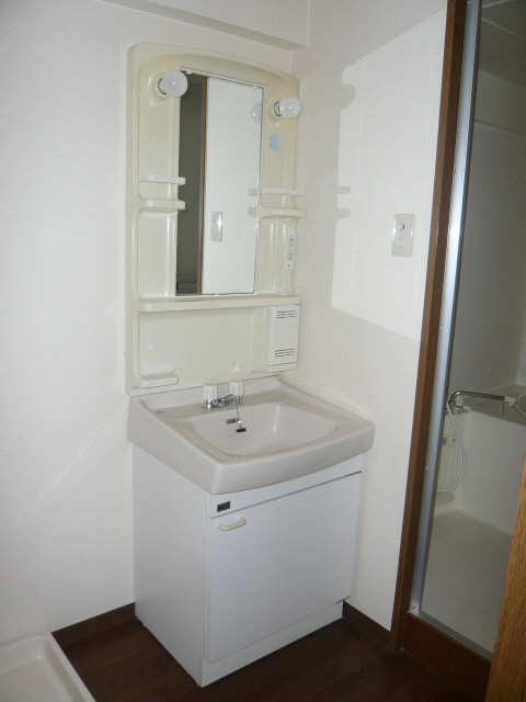 ル・クオーレ 4階 洗面
