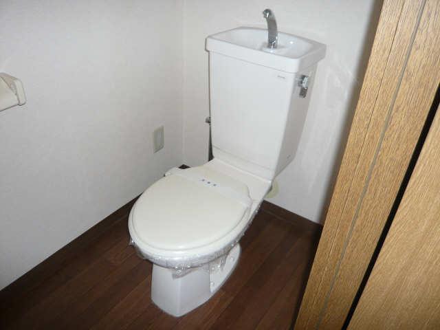 ル・クオーレ 4階 WC
