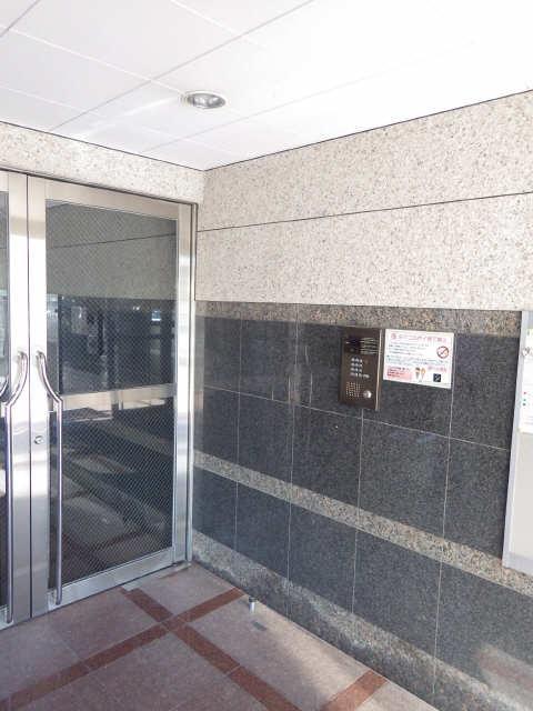 マ・メゾン・プルミエ 6階 セキュリティ