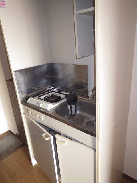 マ・メゾン・プルミエ 6階 キッチン