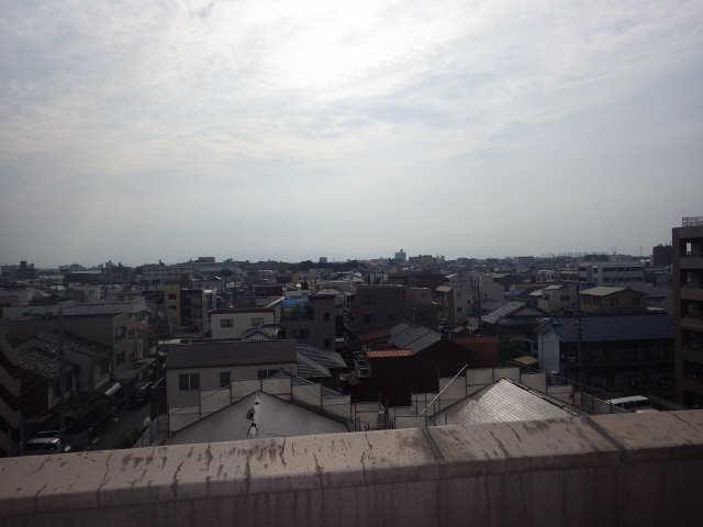 マ・メゾン・プルミエ 6階 眺望