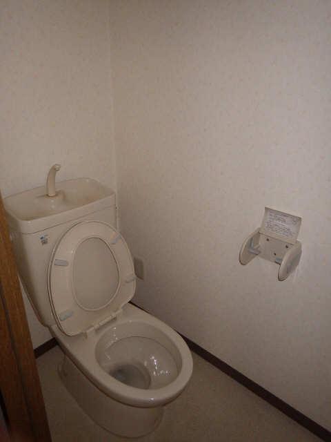 マ・メゾン・プルミエ 6階 WC