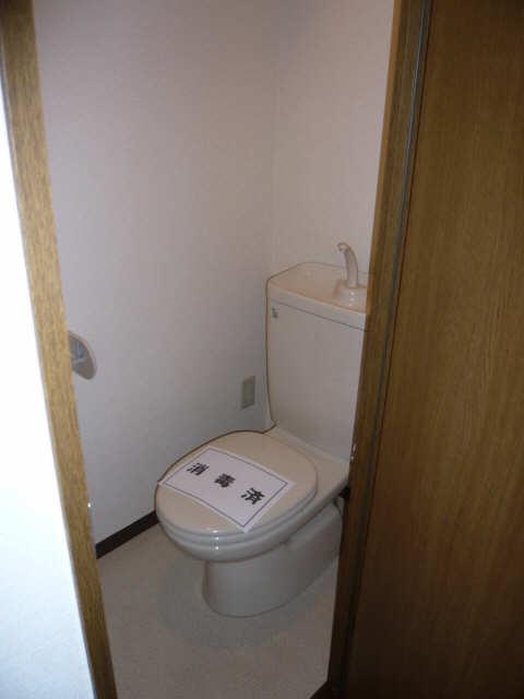 マ・メゾン・プルミエ 5階 WC