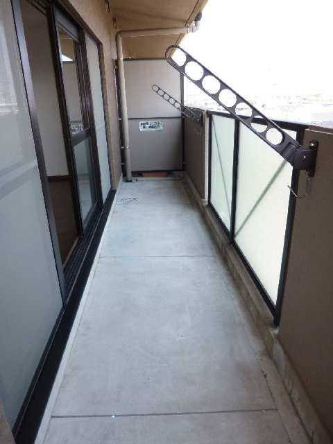 ウィズネス 4階 ベランダ