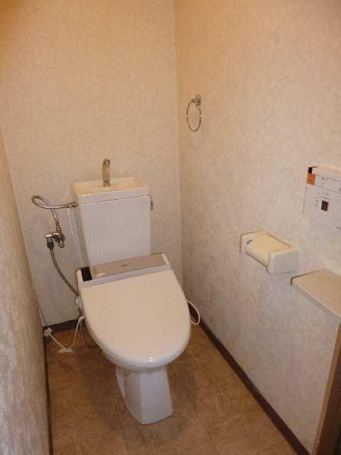 ウィズネス 4階 WC