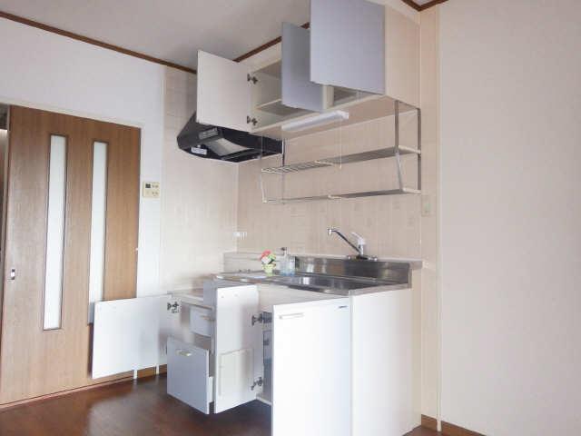 ラフィネ I 4階 キッチン